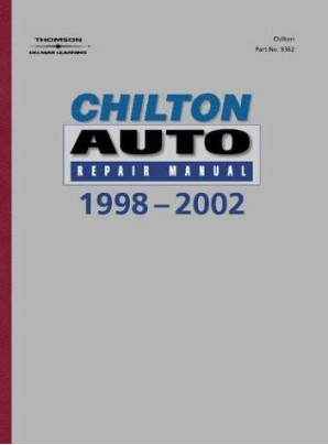 1998 - 2002 Chilton's Auto Repair Manual