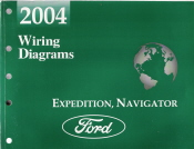 2004 Ford Expedition & Lincoln Navigator -  Wiring Diagrams