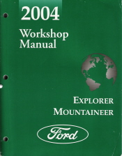 2004 Ford Explorer & Mercury Mountaineer Workshop Manual