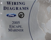 2005 Ford Escape & Mercury Mariner - Wiring Diagrams