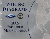 2005 Ford Explorer & Mercury Mountaineer -  Wiring Diagrams