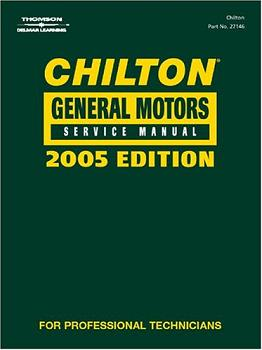 2005 Chilton's General Motors Mechanical Service Manual (2001 - 2004 Year coverage)
