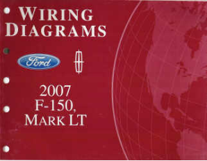 2007 Ford F-150 & Lincoln Mark LT - Wiring Diagrams