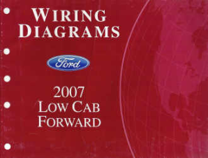 2007 Ford Low Cab Forward - Wiring Diagrams