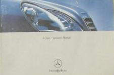 2003 Mercedes Benz S-Class Factory Owner's Manual Portfolio