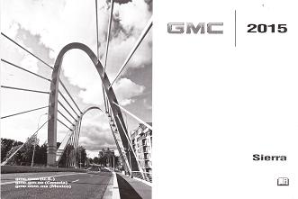 2015 GMC Sierra Factory Owner's Manual