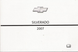 2007 Chevy Silverado Owner's Manual