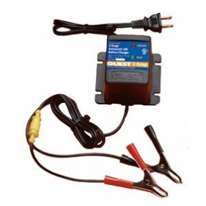 Guest 12 Volt Marine Battery Maintainer/Charger