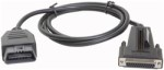 OTC System Smart Insert OBD II 25-Pin Cable