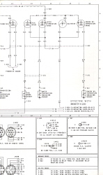 1985 Ford CL-Series Wiring Diagrams