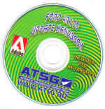 Ford 4R100 Transmission Update CD-ROM
