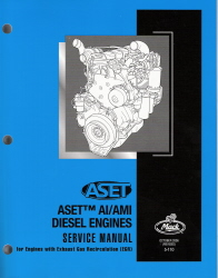 Mack ASET AI/AMI Diesel Engine Service Manual