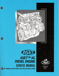 Mack ASET AC Diesel Engine Service Manual
