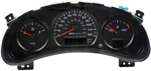 2000 - 2005 Chevrolet Impala LS, SS Instrument Cluster- EXCHANGE