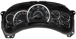 2003 - 2005 Cadillact Escalade, ESV & EXT Luxury Edition Instrument Cluster