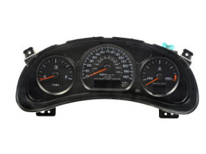 2000 - 2005 GM, Chevrolet Impala Police Model Instrument Cluster Repair (V6 - 3.8 L, 3.4 L)