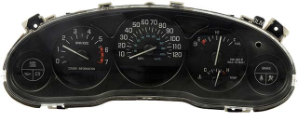 1999 - 2004 Buick Regal with Driver Information Center Instrument Cluster Repair