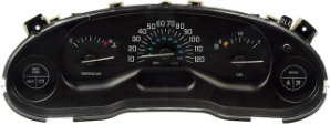 1997 - 1998 Buick Century and Regal Instrument Cluster Repair