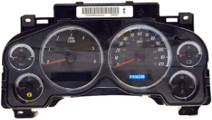2007 GMC Yukon, Yukon XL 1500 Instrument Cluster Repair