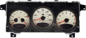 2002 - 2005 Chrysler PT Cruiser LHD without Turbo Instrument Cluster Repair