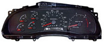1999-2001 Ford F250 F350 F450 F550, '00-'01 Excursion Instrument Cluster Repair Super Duty/Diesel Only