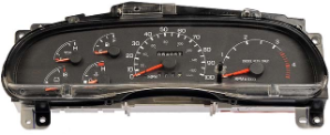1996 Ford F150 F250 Instrument Cluster Repair Diesel Only