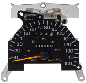1996 - 1997 Ford Taurus & Mercury Sable Instrument Cluster Repair (150 MPH)