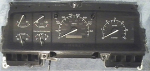 1992 - Early 1996 Ford F150 & Bronco  Instrument Cluster w/Tach, Repair