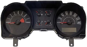 2004 - 2005 Ford Mustang Instrument Cluster Repair (4.6L, 6 Gauge, 120 MPH, 8000 RPM)