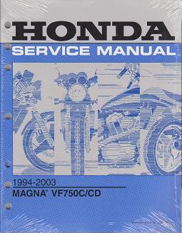 1994-2003 Honda Magna VF750C/CD Factory Service Manual
