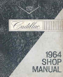 1964 Cadillac Factory Service Manual