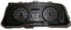 2006 - 2010 Ford Crown Victoria & Mercury Marquis Instrument Cluster Repair