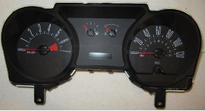 2006 - 2007 Ford Mustang Instrument Cluster Repair (4.0L, 4 Gauge, 120 MPH, 7000 RPM)