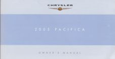 2005 Chrysler Pacifica Owner's Manual