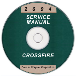 2004 Chrysler Crossfire (ZH) Service Manual - CD-ROM