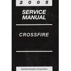 2005 Chrysler Crossfire Service Manual
