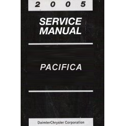 2005 Chrysler Pacifica Service Manual