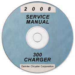 2008 Chrysler and Dodge 300/Charger/Magnum (LX) Service Manual ON CD