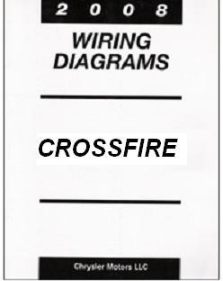 2008 Chrysler Crossfire (ZH) Wiring Manual