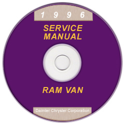 1996 Dodge Ram Van/Wagon (AB) Service Manual On CD