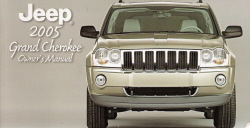 2005 Jeep Grand Cherokee Owner's Manual