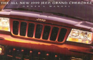1999 Jeep Grand Cherokee Owner's Manual