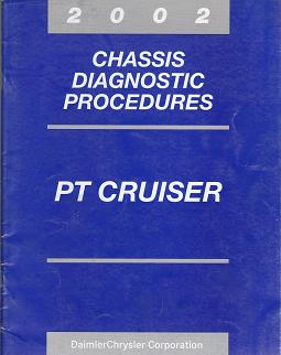 2002 Chrysler PT Cruiser Chassis Diagnostic Procedures