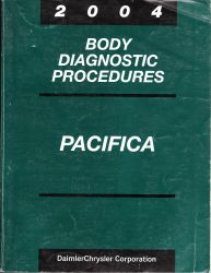 2004 Chrysler Pacifica Factory Body Diagnostic Procedures Manual