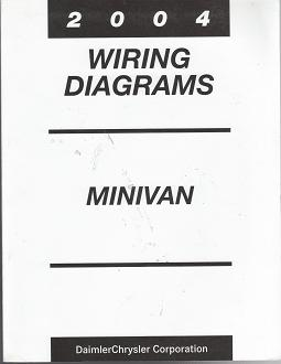 2004 Chrysler Town & Country / Dodge Caravan / Plymouh Voyager Wiring Diagrams