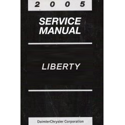 2005 Jeep Liberty Service Manual