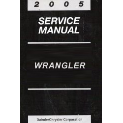 2005 Jeep Wrangler Factory Service Manual