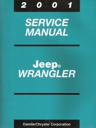 2001 Jeep Wrangler Service Manual