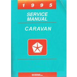 1995 Dodge, Chrysler, Plymouth Caravan, Voyager, Town and Country (AS) Service Manual
