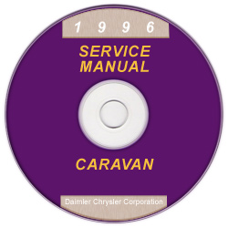 1996 Dodge, Chrysler, Plymouth Caravan, Voyager, Town and Country (NS) Service Manual on CD